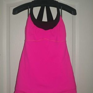 Lululemon racer back top